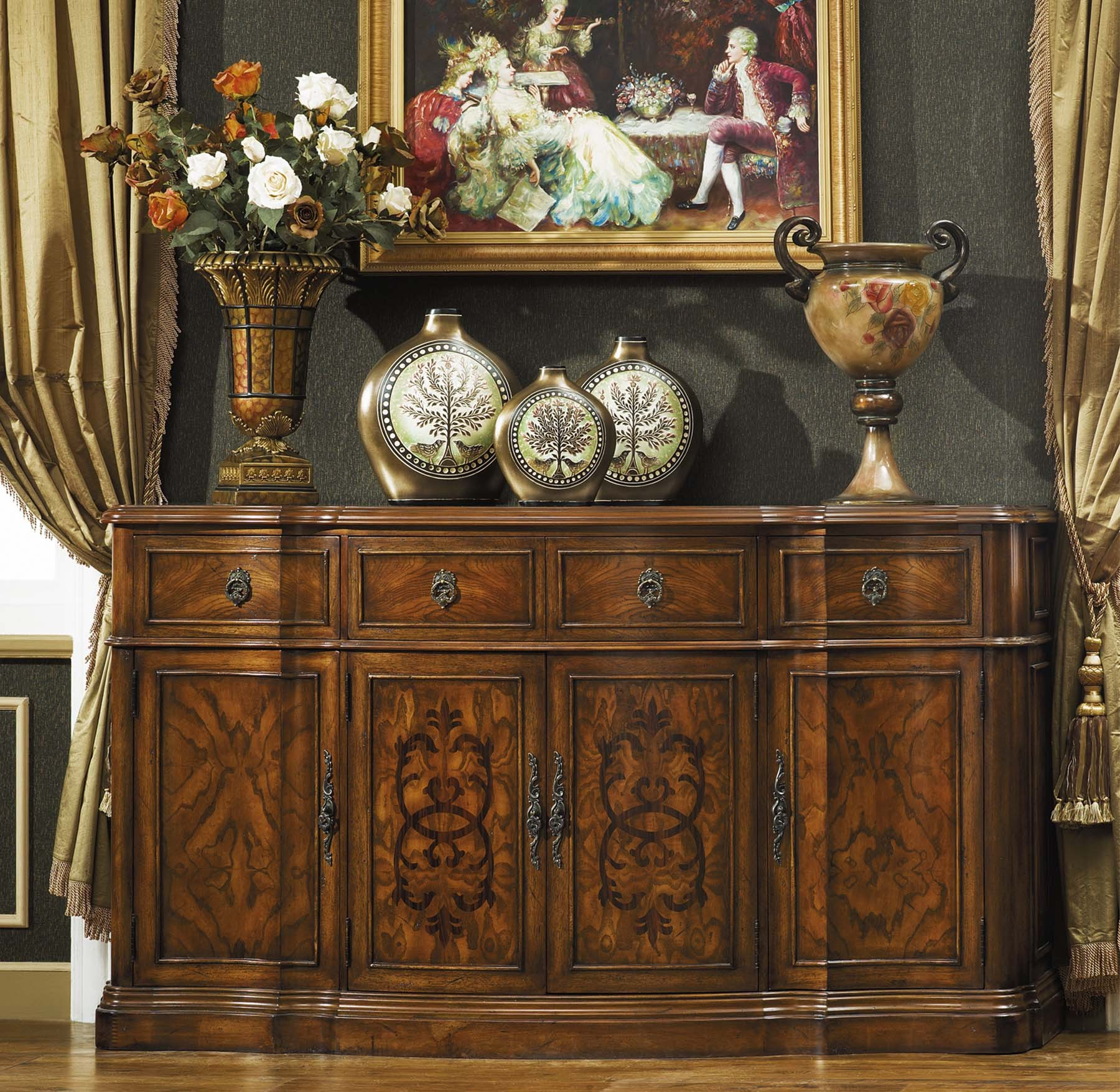 Magnificent Home / Dining Room / Credenza / Carneros Credenza 1800 x 1755 · 708 kB · jpeg