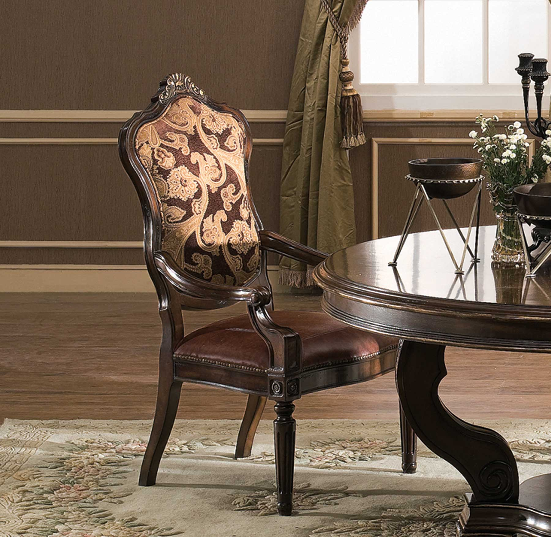 Georgia Dining Arm Chair - Chair - Dining Room