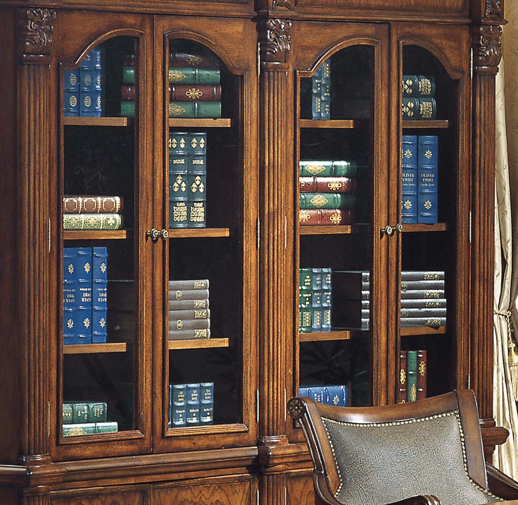 majestic series styling larger htm unit bookcase keswick bookcases wall p friend photo email a traditional