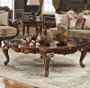 Salisbury Coffee / End Table shown in antique Cognac finish